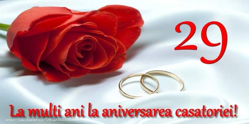 Felicitari Aniversare Casatorie 29 ani