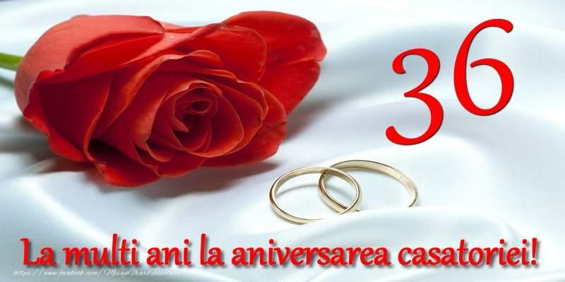 Felicitari Aniversare Casatorie 36 ani