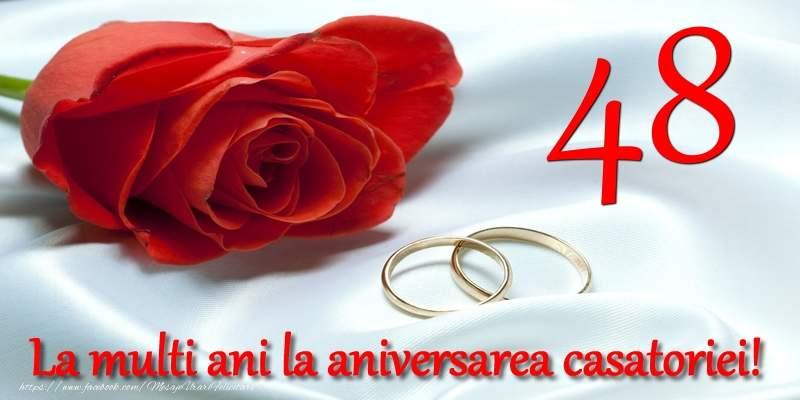 Felicitari Aniversare Casatorie 48 ani