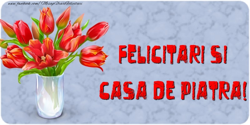 Felicitari aniversare De Casatorie - Felicitari si casa de piatra!
