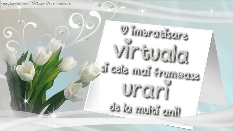 Felicitari aniversare De La Multi Ani - O imbratisare virtuala