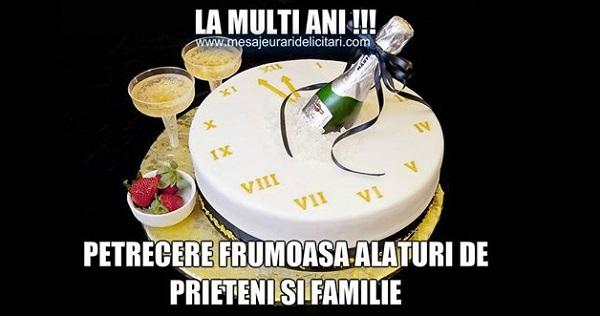 Felicitari aniversare De La Multi Ani - La multi ani, petrecere frumoasa alaturi de prieteni si familie