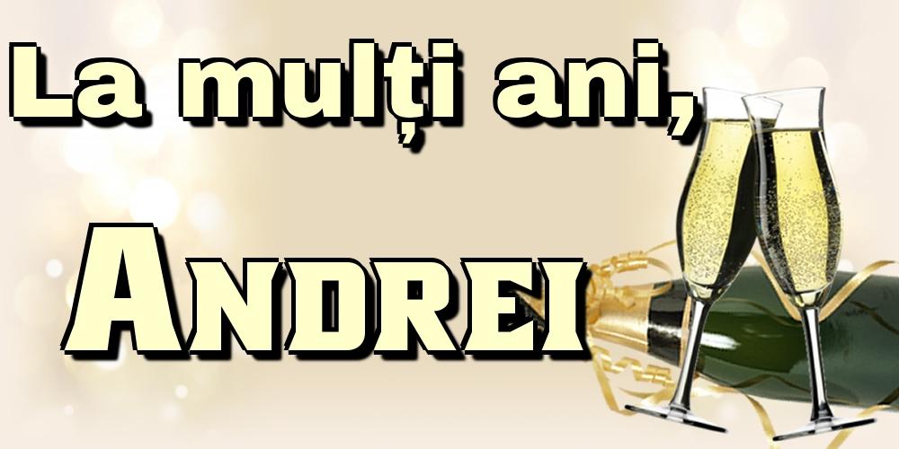 Felicitari aniversare De Sfantul Andrei - La mulți ani, Andrei!
