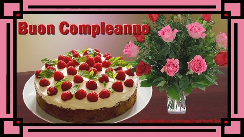 Felicitari Aniversare in limba Italiana - Buon Compleanno