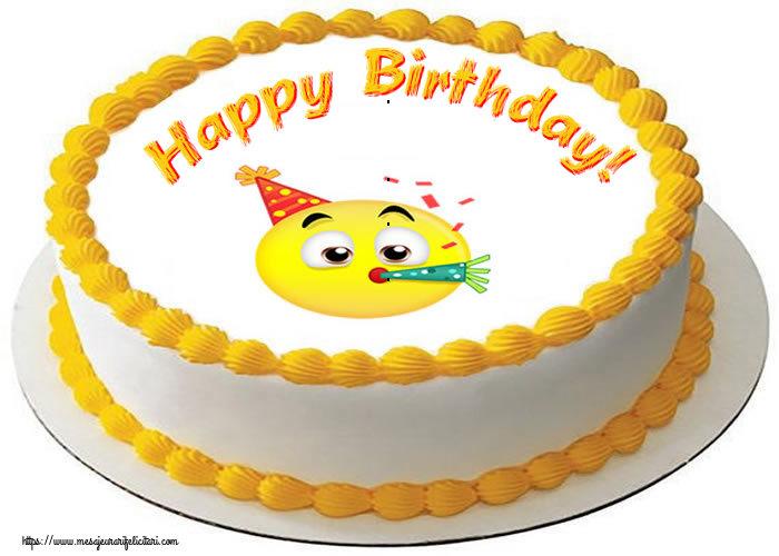 Felicitari Aniversare in limba Engleza - Happy Birthday!