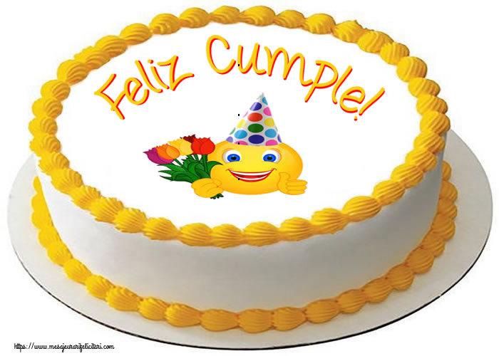Felicitari Aniversare in limba Spaniola - Feliz Cumple!