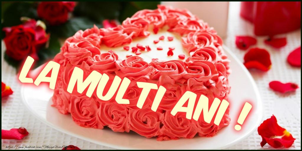 Felicitari aniversare De Ziua Numelui - La mulți ani!