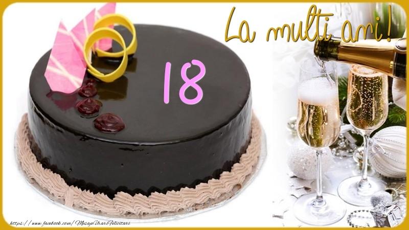 18 ani La multi ani!