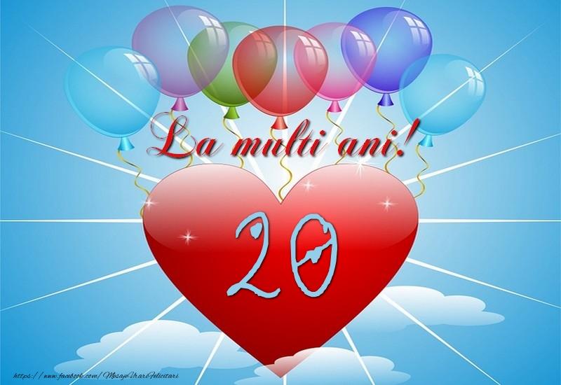 20 ani, La multi ani