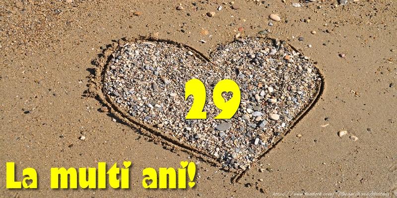 29 ani La multi ani!