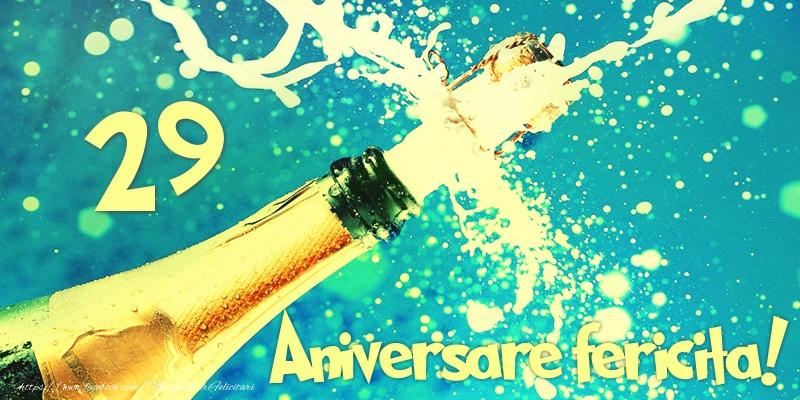 29 ani Aniversare fericita!