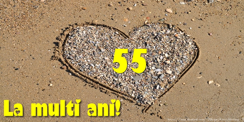 55 ani La multi ani!