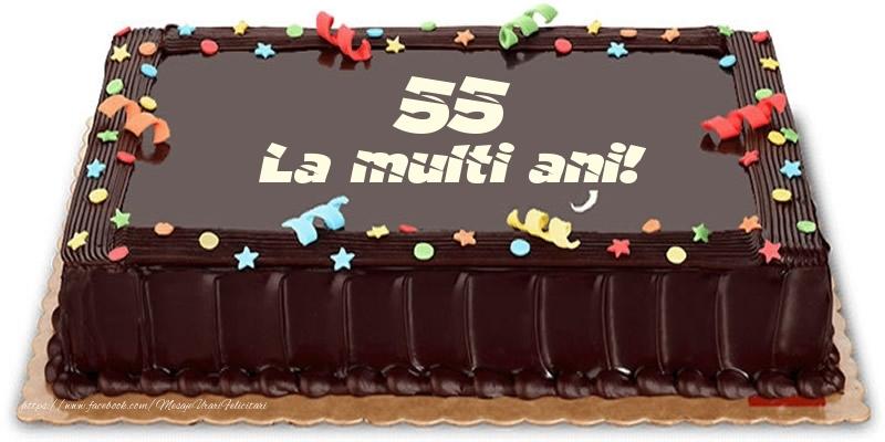 Tort 55 ani La multi ani!