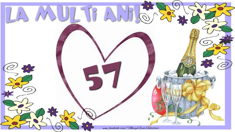La multi ani 57 ani