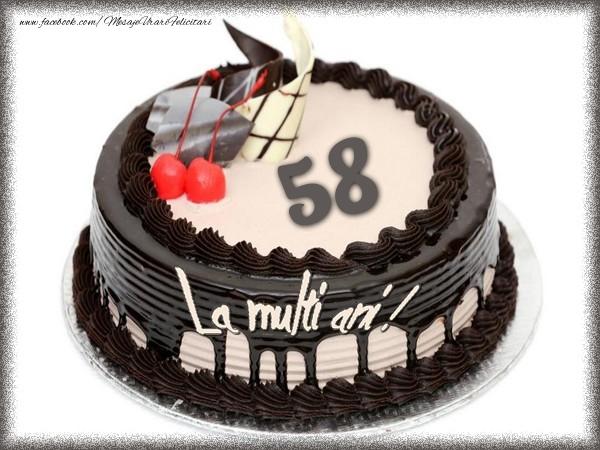 La multi ani 58 ani