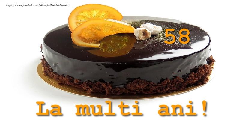 58 ani La multi ani!