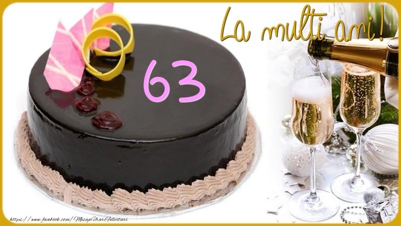 63 ani La multi ani!