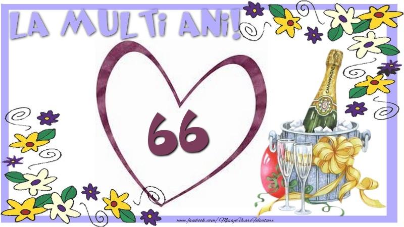 La multi ani 66 ani