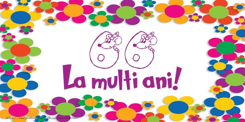 66 ani La multi ani!