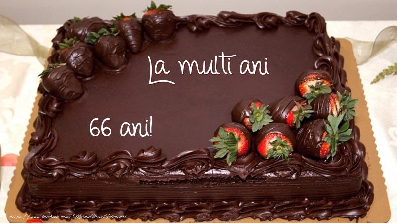 La multi ani! 66 ani