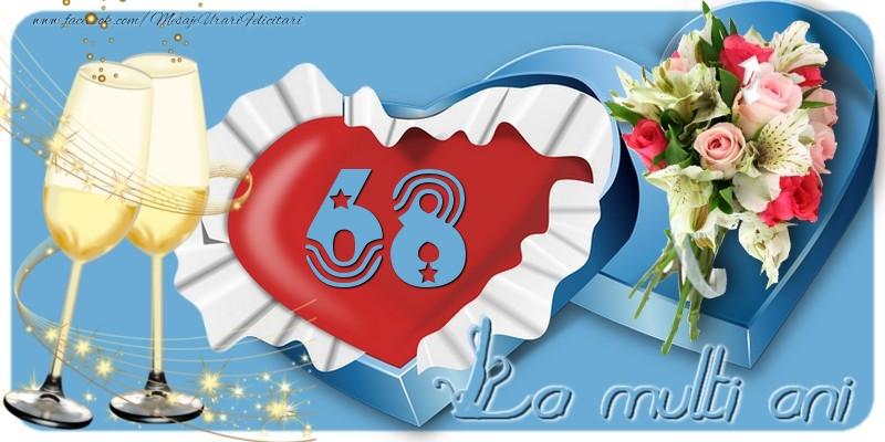 68 ani La multi ani!