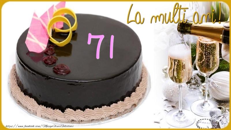 71 ani La multi ani!
