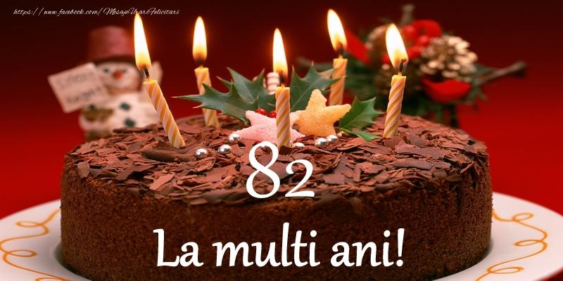 82 ani La multi ani!