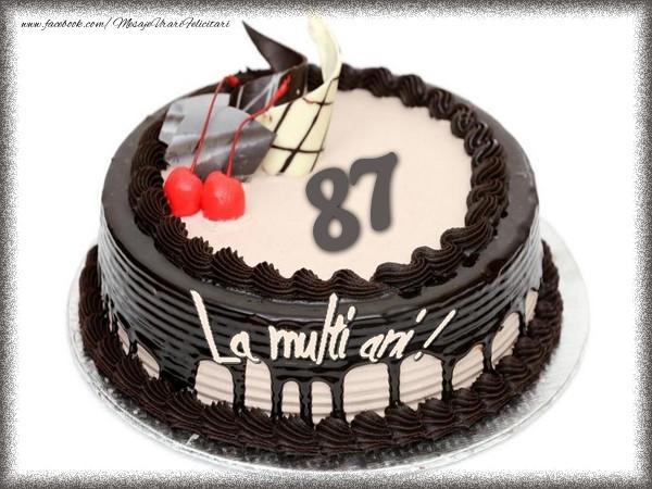 La multi ani 87 ani