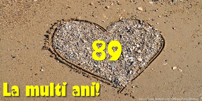 89 ani La multi ani!