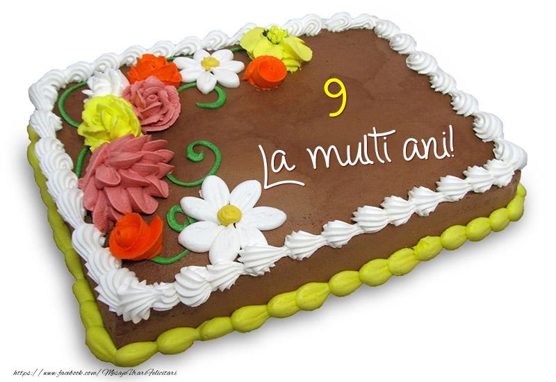 9 ani - La multi ani!